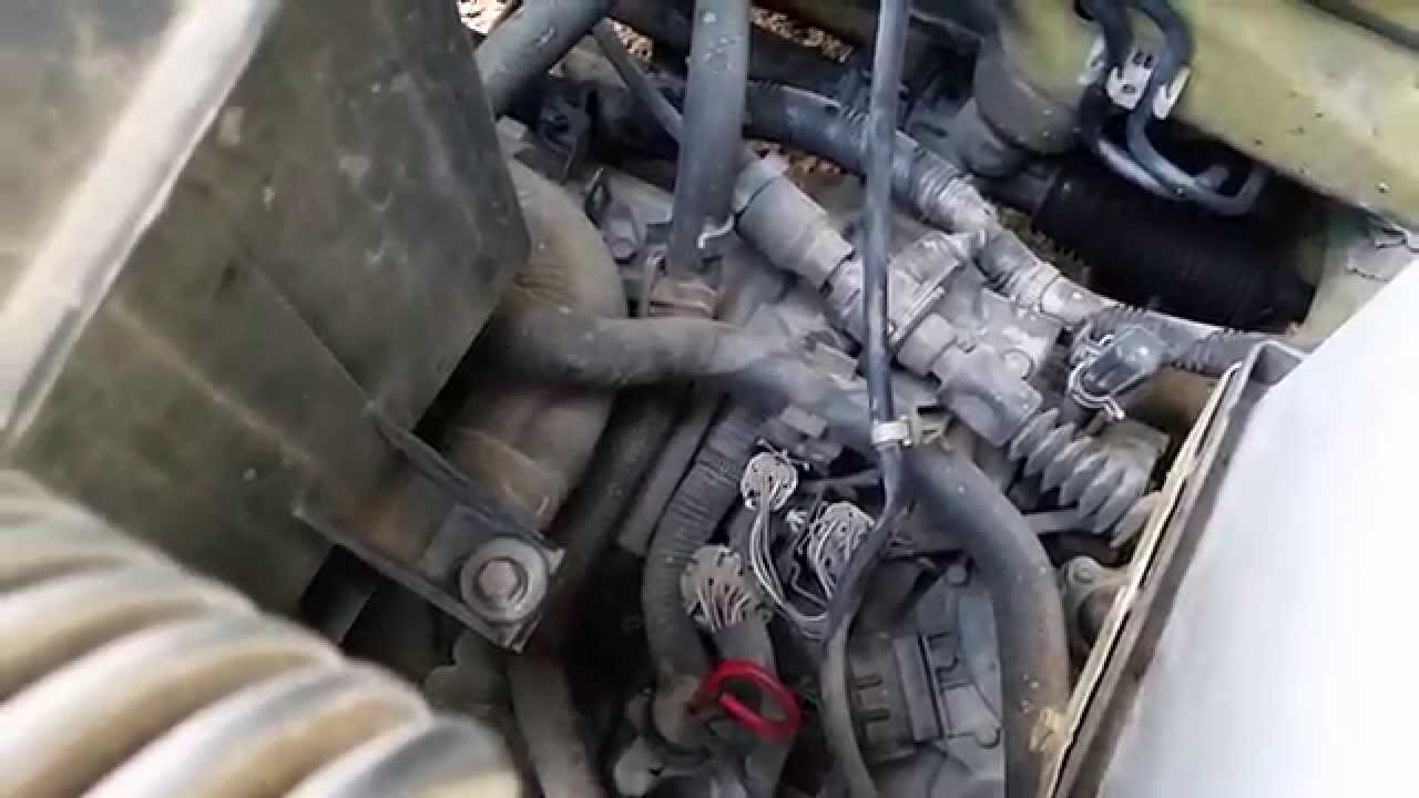 rewiring a car fuse box suzuki ignis - шумит, жужжит АКПП - buzzing noise from ... car fuse box making a buzzing noise