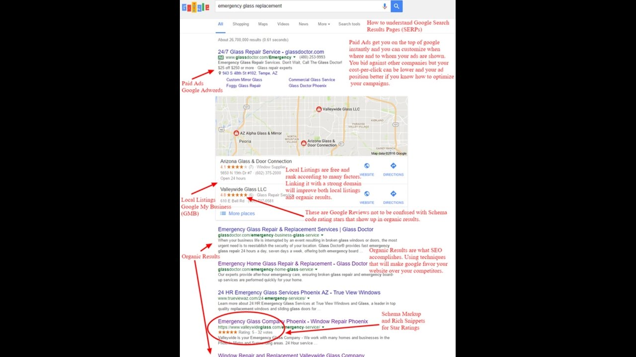 how to get site on google