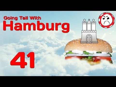 Less than Stellar [41] Going Tall with Hamburg EU4