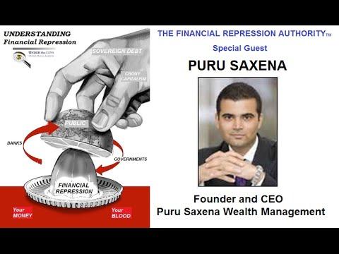06 07 15  - FRA talks with Puru Saxena