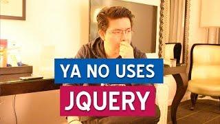 Si usan jQuery tienen que saber esto... #CaféConRivas