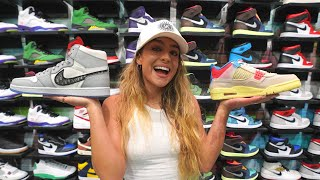 WE CAN'T BELIEVE SOMMER RAY DID THIS AT COOLKICKS