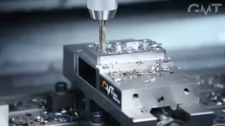 Industrial and Small Business CNC Milling Machine