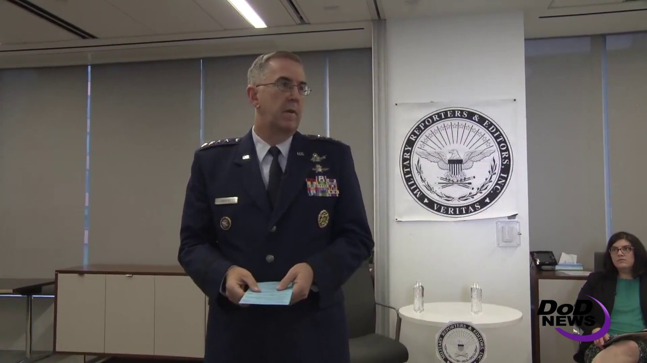 General Discusses Impact of Nuclear Weapons on Global Affairs