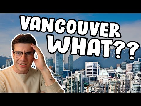 6 Things I WISH I Knew BEFORE Moving to VANCOUVER CANADA