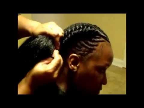 How To Do:Fishbone/Fishtail Braid Video Iverson Braids