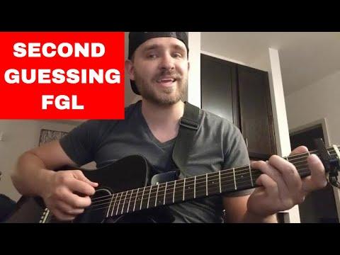 Second Guessing   Florida Georgia Line   Guitar Tutorial   Songland