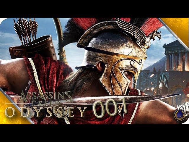 ASSASSIN'S CREED ODYSSEY ⚔️ [001] Spartanische Zustände