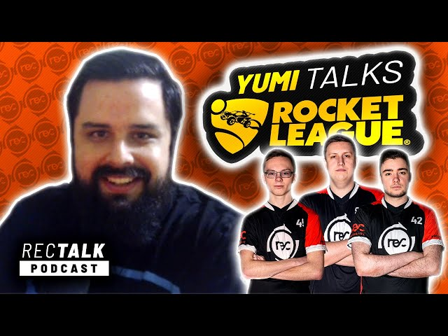 RECTalk Episode #6 : Rocket League with Yumi