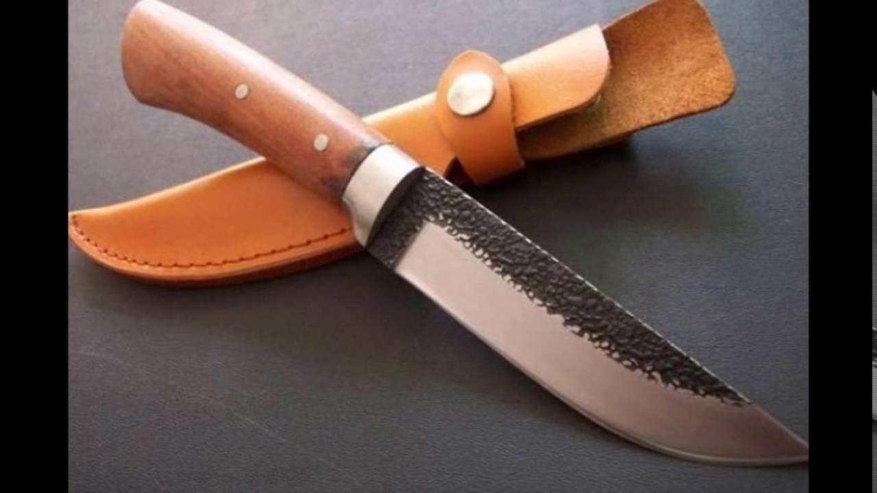 Сделать нож своими руками фото - YouTube