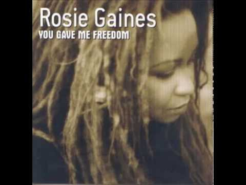 Rosie Gaines   Honeychild