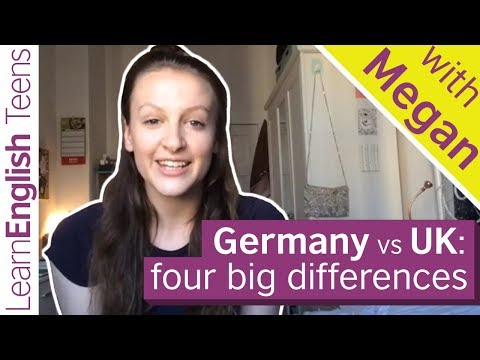 Germany Vs UK: Four Big Differences