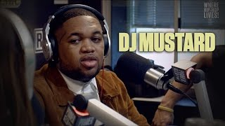 Why  Did DJ Mustard Change Up His Sound? + Talks New Travis Scott Track