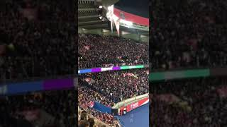 PSG vs Lyon : ambiance