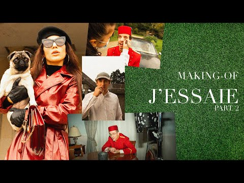 Youtube: 47Ter – J'essaie (Making-Of Part. 2)