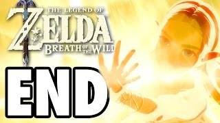 ENDING Final Boss Battle CALAMITY GANON - The Legend Of Zelda: Breath Of The Wild - Gameplay Part 9