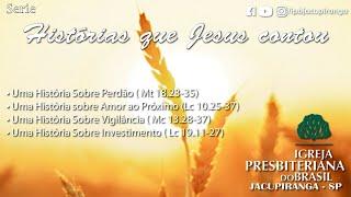 Abertura Serie Histórias que Jesus Contou.