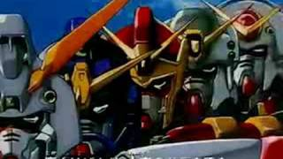G Gundam: Flying in the Sky Alternate Vocal