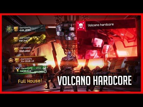 WARFACE: Operação Volcano Hardcore - Atualizado 2017