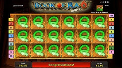 🚨 BIG WIN on BOOK OF RA 6 DELUXE !!! 🚨casino slots + more
