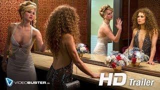 American Hustle - Everyone hustles to survive. - Kino Trailer deutsch HD zur DVD & Blu-ray