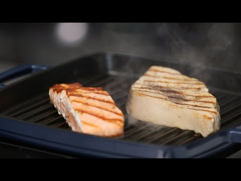 The Best Technique For Grilling Fish - Kitchen Conundrums With Thomas Joseph