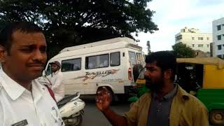 Traffic police Bengaluru
