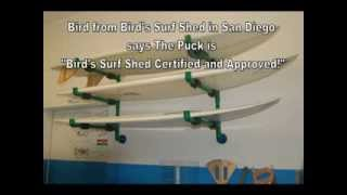 How To Make A Pvc Pipe Wall Mounted Surf Rack