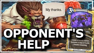 Hearthstone - Best of Opponent
