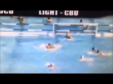 Eric Carnohan 2014 Water Polo Highlights thumbnail