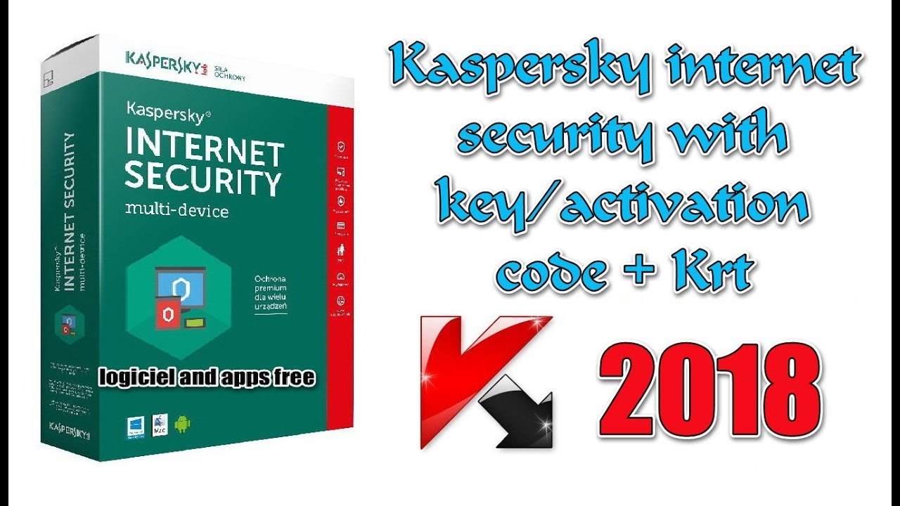 crack for kaspersky total security 2018