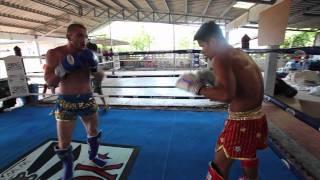 K1 Vs Muay Thai: Dzhabar Askerov Vs Yoddecha Sityodtong