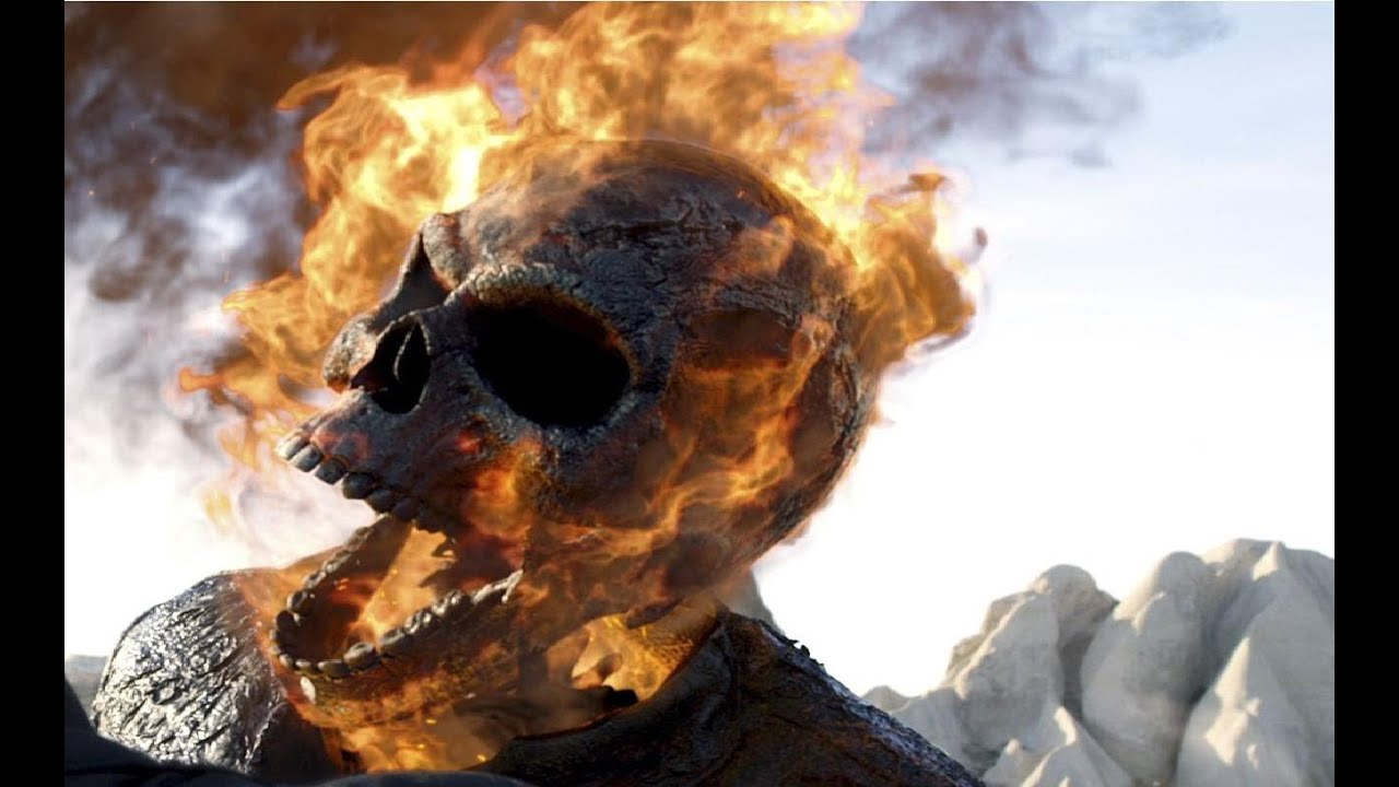 How to make a real ghost rider flame head youtube solutioingenieria Gallery
