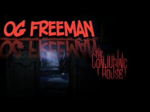 И СНОВА УЖАСЫ? The Conjuring House #1 (THE HORROR GAME)