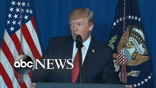 US launches military strike on Syria
