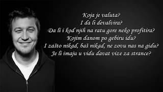 Edo Maajka - Jesmo l