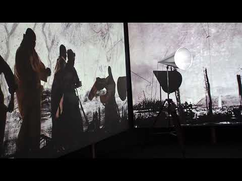 "Video installation ""more sweetly play the dance"" at zeitz museum in cape town (2) mp3"