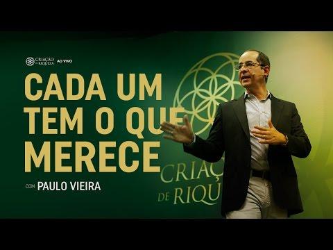 Por que você não ganha tanto dinheiro como gostaria? | Criação de Riqueza | Paulo Vieira