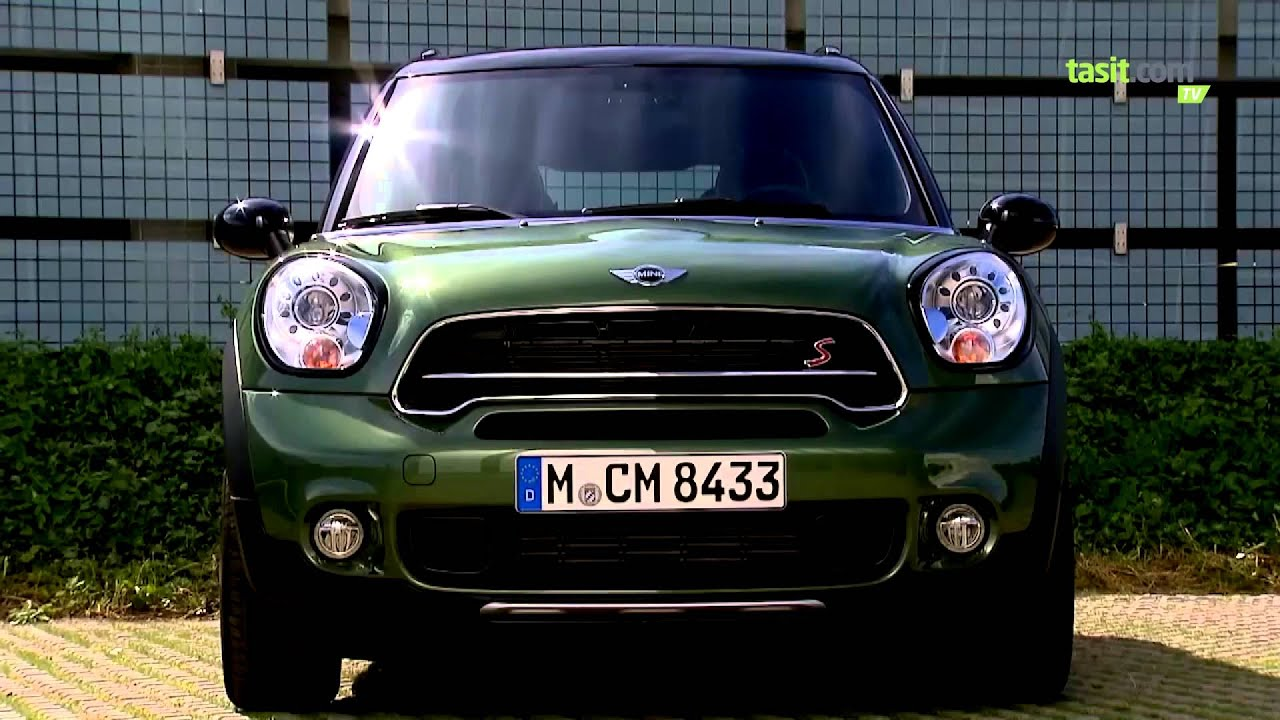 2014 Mini Cooper Countryman Test Sürüşü Youtube