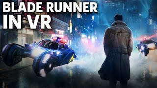 Blade Runner 2049: Memory Lab - VR Gameplay | Oculus Connect 4