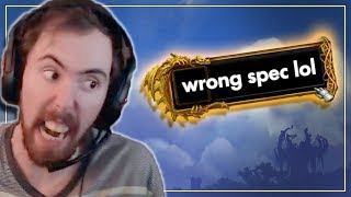 The Day Asmongold Forgot to Switch His Loot Spec (Best of Asmongold Ep. 63)