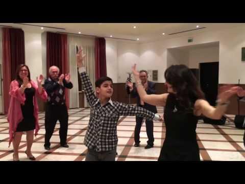 Gagik Karapetyanner Pap U Tor/Красивый армянский танец на свадьбе