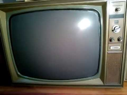 televisores antiguos años 60- 70 - YouTube