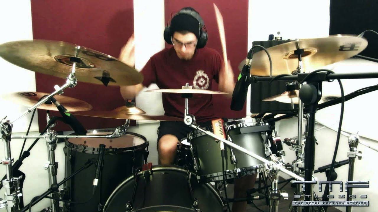 The Metal Factory Drums - New Kits - YouTube
