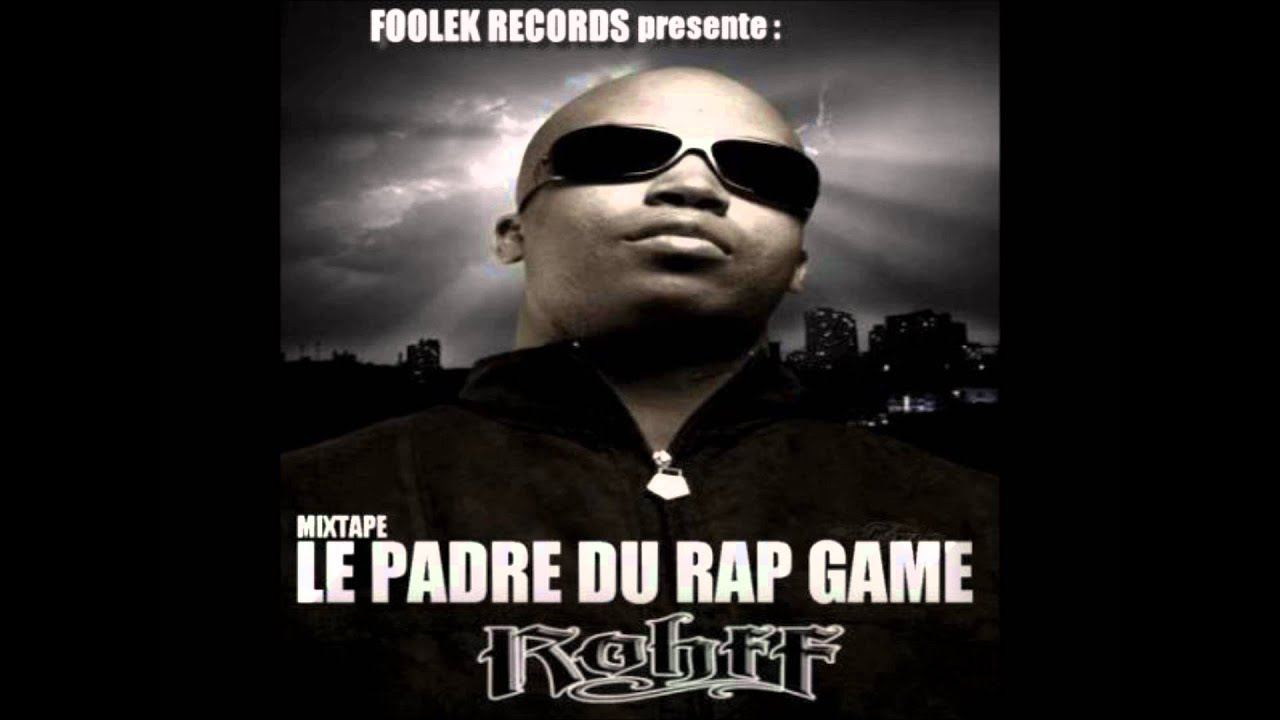 l album de rohff le padre du rap game