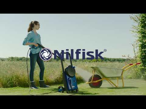 Nilfisk Core 140-6 Home Pressure Washer