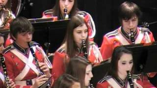 PHS Big Red Band - christmas concert 2010 - Silent Night