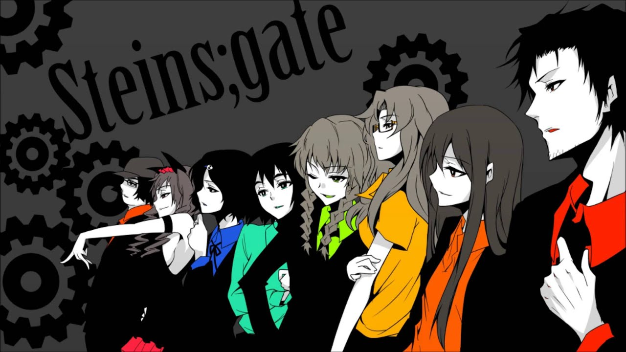 Steins Gate Opening Theme Hacking To The Gate Full Version Youtube