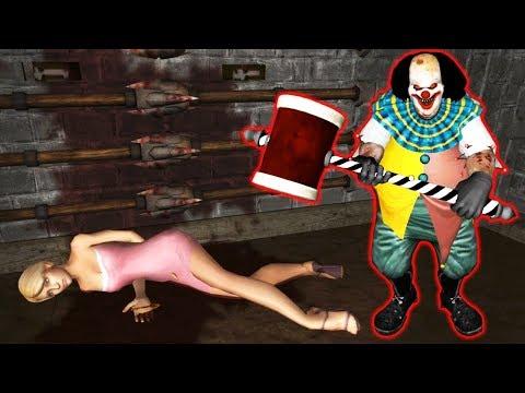 """СТРАШНЫЙ КЛОУН """"ОНО"""" ПЕННИВАЙЗ ФИНАЛ КОНЦОВКА - IT - Horror Clown Pennywise"""