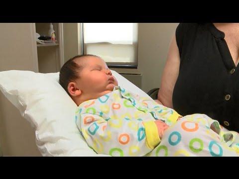 South Carolina woman gives birth to 14-pound baby